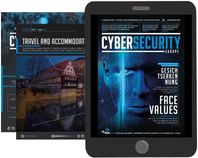Cyber Security Europe Digital Magazine Example