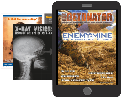 The Detonator Digital Magazine Example