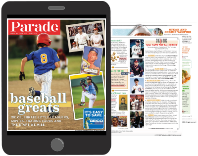 Parade Digital Magazine Example