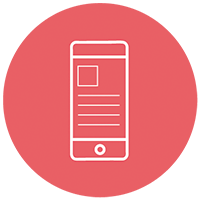 PhoneView Device Responsive Design Icon